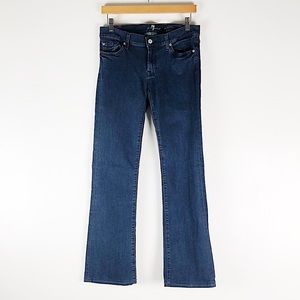 7 For All Mankind The Skinny Bootcut size 30